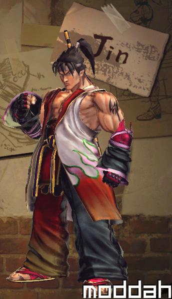 SFTK PC Ryu Alt. Costume backport from xbox360 by moddah