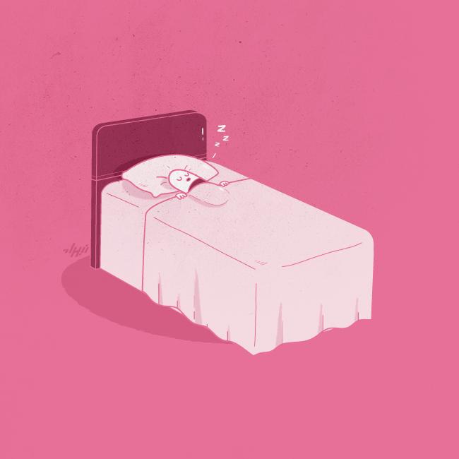 Sleeping Pill by NaBHaN