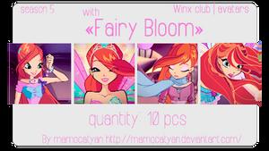 Fairy Bloom| avatars collection.