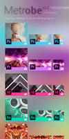 METROBE: Windows 8 Tiles for Adobe CC 2014 product