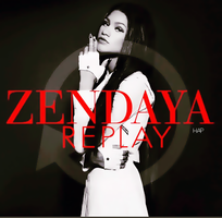 Single|Replay|Zendaya by Heart-Attack-Png