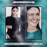 +Maia Mitchell|Pack Png