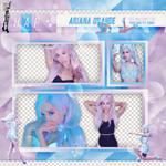 +Ariana Grande (Focus)  Pack Png