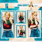 +Emma Roberts|Pack Png