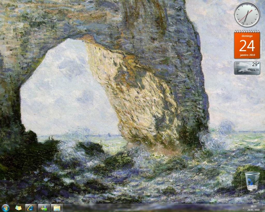 Monet 4 Windows 7