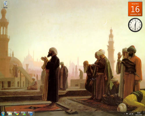 Jean Leon Gerome 4 Windows 7