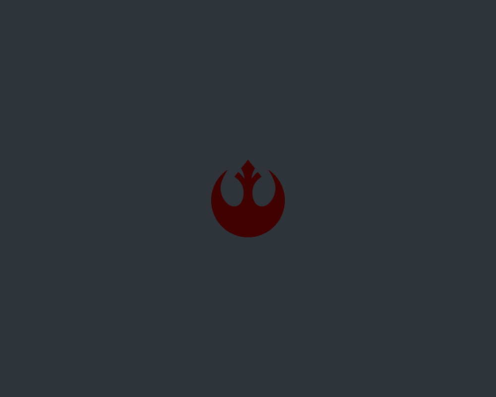 Star wars rebel alliance wallpaper by diros