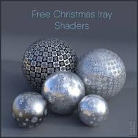 Free Christmas Iray Shaders - Daz Studio