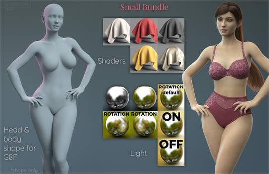 Freebie - Small Bundle