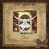 Secret Gaden Dove (Peace and New Years)