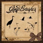GIMP Brushes | Crane Brushes