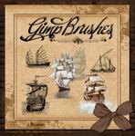 GIMP Brushes   Ship Brushes