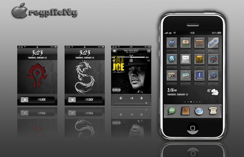 Greyplicity v2 by zevin