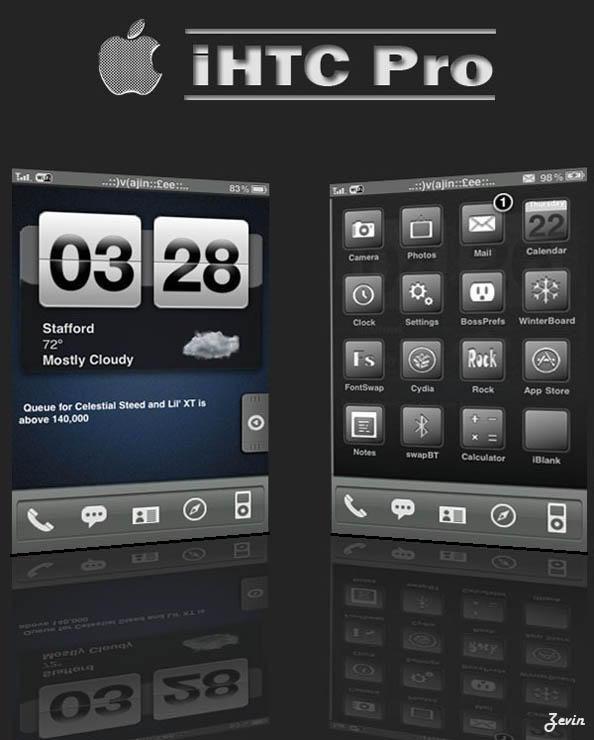 iHTC Pro v1.1 by zevin