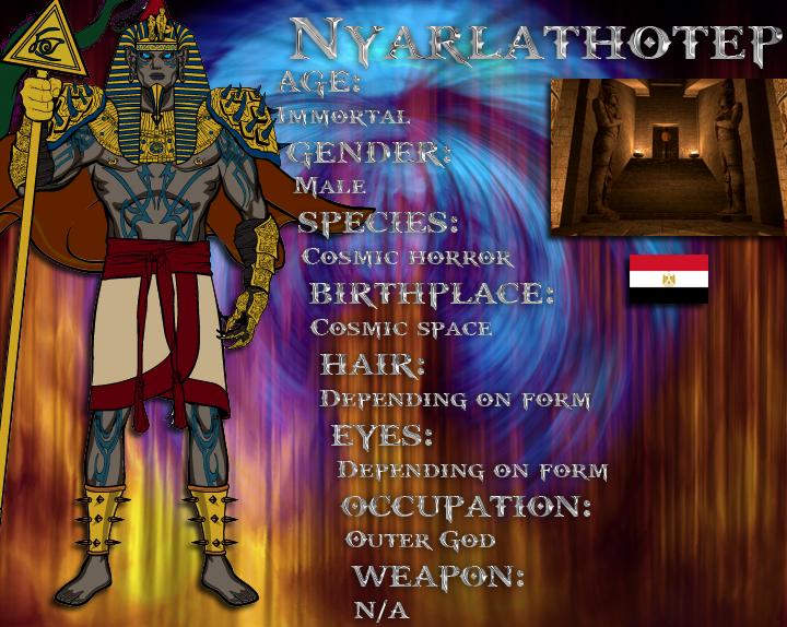 Epic Blades: Nyarlathotep by sprite-genius on DeviantArt