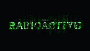 Radioactive PSD text effect