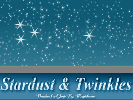 Stardust _ Twinkles For Gimp