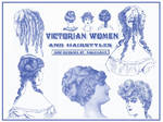 Victorian Women and hairstyles