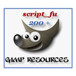 gimp resources script_fu pack