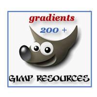 gimp resources gradients by blueeyedmagickman