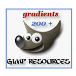 gimp resources gradients