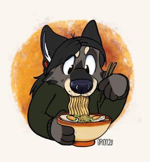 Ramen noodles gif