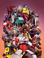 Best of the Cybertronain Times by Kingoji