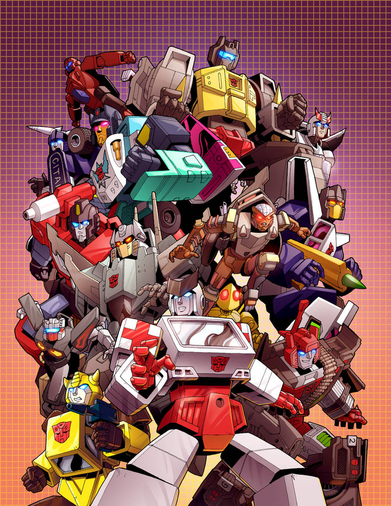 Best of the Cybertronain Times