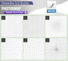 Pixelstains Perspective Grid Brushes