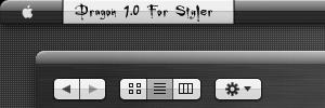 Dragon 1.0 for Styler by zorda75