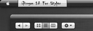 Dragon 1.0 for Styler