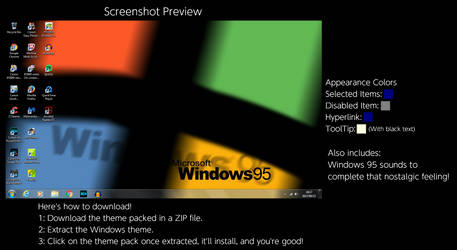 Windows 95 sounds download | Download windows 95 sounds zip  2019-02-17