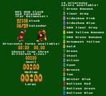 DKC HUD Clock and Calendar (For Rainmeter)
