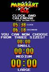 MK64 Clock and Calendar (For Rainmeter)