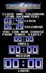 KOF 2002 Clock and Calendar (For Rainmeter)