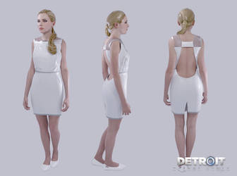 Detroit: Become Human - Chloe by DaxProduction