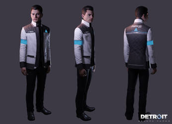 Detroit: Become Human - Connor RK900 (xps)