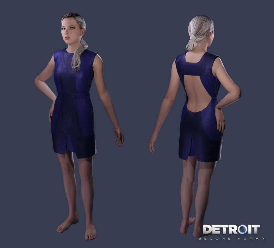 Detroit: Become Human - Chloe (Dress)