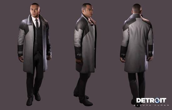 Detroit: Become Human - Markus (Suit)