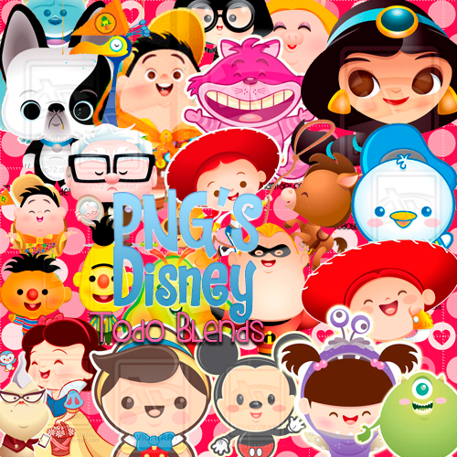 PNG'S KAWAII DISNEY By TodoBlends On DeviantArt
