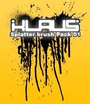 klauss Brush Pack 01