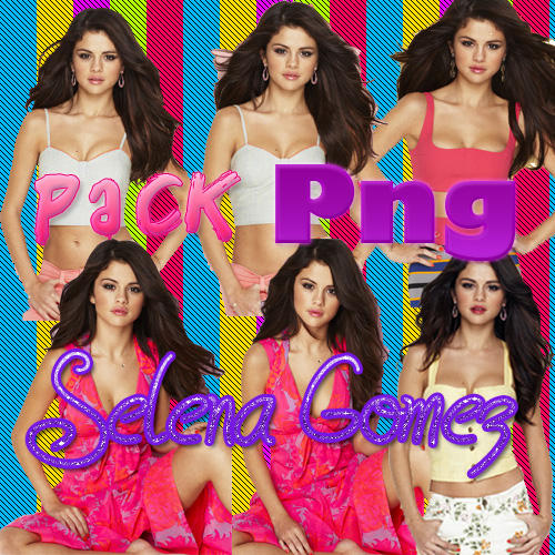 Pack png Selena Gomez by lha-constanza