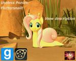 Gmod/SFM ponies [DL]: FlutterSnail