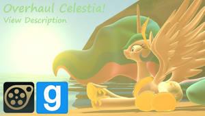 Gmod/SFM Ponies [DL]: Overhaul Celestia [OLD]