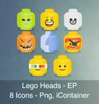 Lego Heads - EP