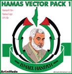 Haniyeh source+hamas logo pack