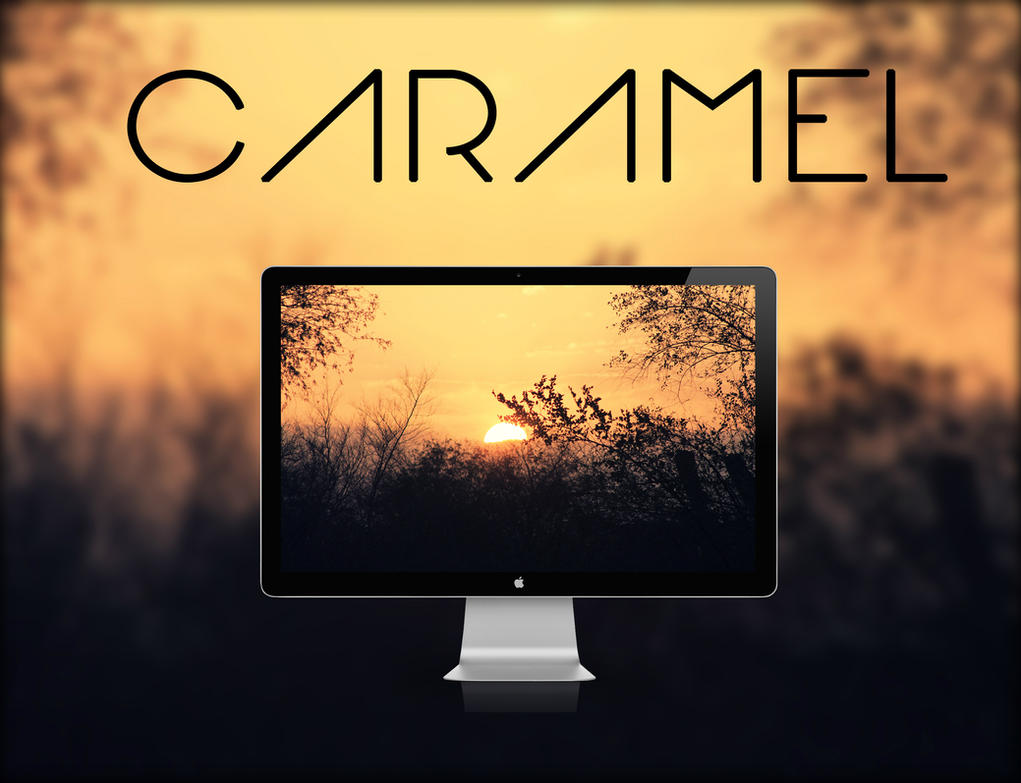 Caramel by CompBomb