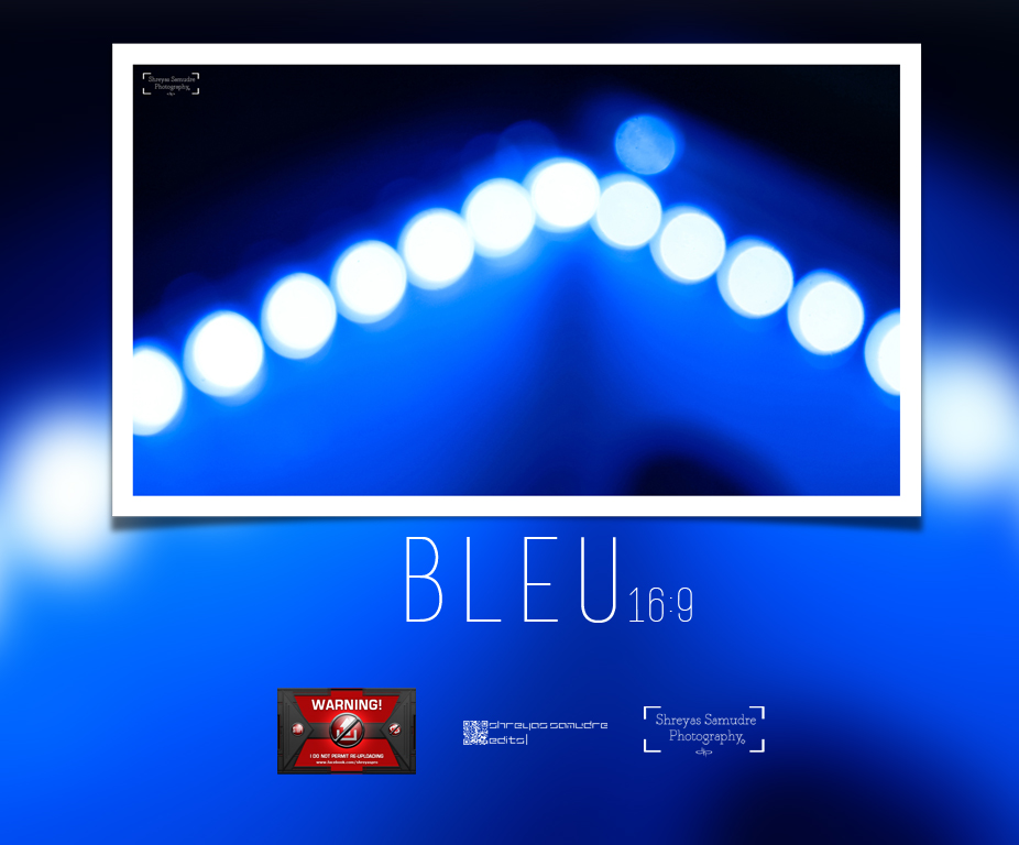 Bleu by CompBomb