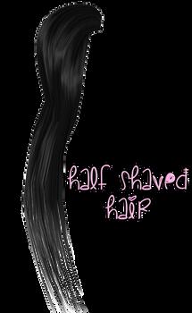 Half Shaved Head Download