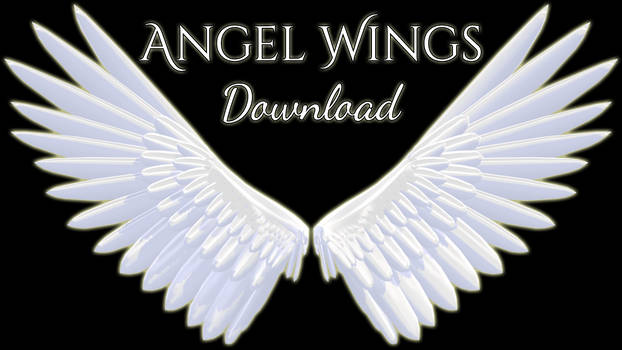 MMD Angel Wings Download